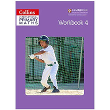 Collins International Primary Maths 4 Workbook - ISBN 9780008159955