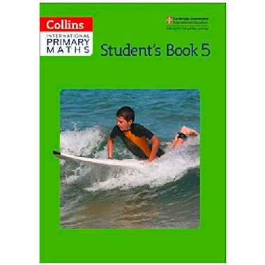 Collins International Primary Maths 5 Student's Book - ISBN 9780008159993