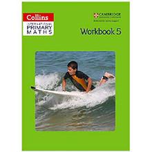 Collins International Primary Maths 5 Workbook - ISBN 9780008160005