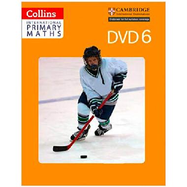 Collins International Primary Maths 6 DVD - ISBN 9780008160067