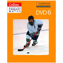 Collins International Primary Maths 6 DVD - ISBN 9780008160067
