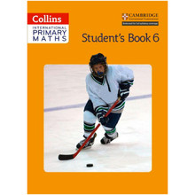 Collins International Primary Maths 6 Student's Book - ISBN 9780008160043