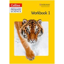 Collins International Primary Science 1 Workbook - ISBN 9780007551484