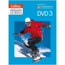 Collins International Primary Science DVD 3 - ISBN 9780007586196