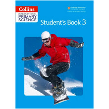 Collins International Primary Science Student's Book 3 - ISBN 9780007586165