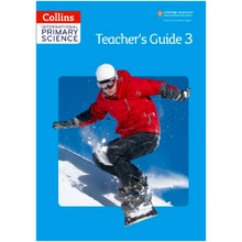 Collins International Primary Science Teacher's Guide 3 - ISBN 9780007586172