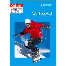 Collins International Primary Science Workbook 3 - ISBN 9780007586189