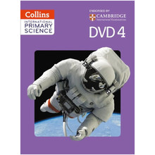 Collins International Primary Science DVD 4 - ISBN 9780007586226