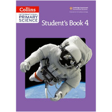 Collins International Primary Science Student's Book 4 - ISBN 9780007586202