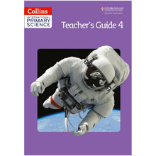 Collins International Primary Science Teacher's Guide 4 - ISBN 9780007586219