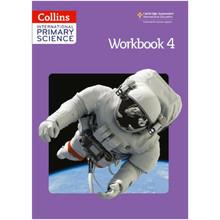 Collins International Primary Science Workbook 4 - ISBN 9780007588640