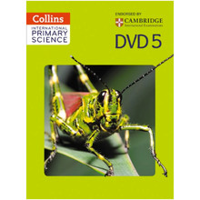 Collins International Primary Science 5 DVD - ISBN 9780007586264