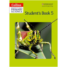 Collins International Primary Science 5 Student's Book - ISBN 9780007586233