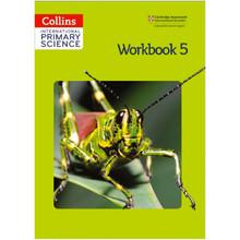 Collins International Primary Science 5 Workbook - ISBN 9780007586257