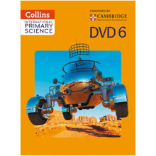 Collins International Primary Science 6 DVD - ISBN 9780007586301