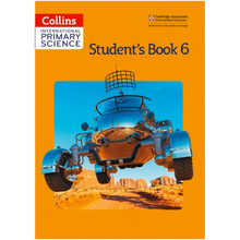 Collins International Primary Science 6 Student's Book - ISBN 9780007586271