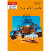 Collins International Primary Science 6 Teacher's Guide - ISBN 9780007586288