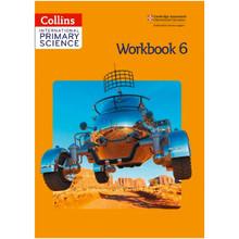 Collins International Primary Science 6 Workbook - ISBN 9780007586295