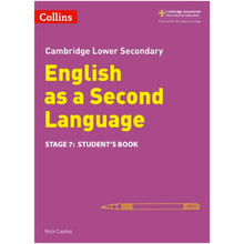 Collins Lower Secondary English as a Second Language Stage 7 Student's Book - ISBN 9780008215408