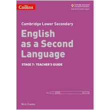 Collins Lower Secondary English 2nd Lang Stage 7 Teacher's Guide - ISBN 9780008215439
