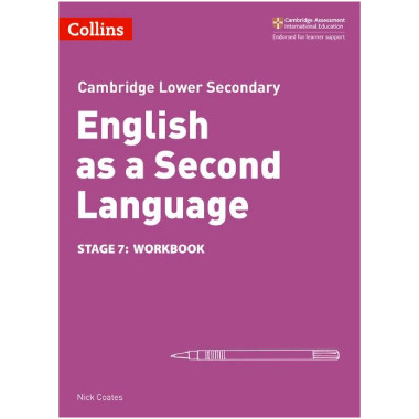 Collins Lower Secondary English 2nd Lang Stage 7 Workbook - ISBN 9780008215446