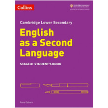 Collins Lower Secondary English 2nd Lang Stage 8 Student's Book - ISBN 9780008215415