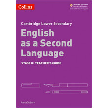 Collins Lower Secondary English 2nd Lang Stage 8 Teacher's Guide - ISBN 9780008215453