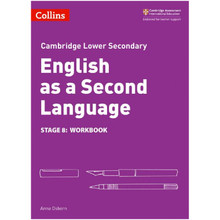 Collins Cambridge Lower Secondary English 2nd Language Stage 8 Workbook - ISBN 9780008215460