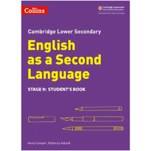 Collins Lower Secondary English 2nd Lang Stage 9 Student's Book - ISBN 9780008215422