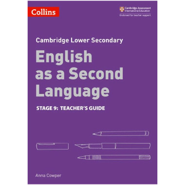Collins Lower Secondary English 2nd Lang Stage 9 Teacher's Guide - ISBN 9780008215477