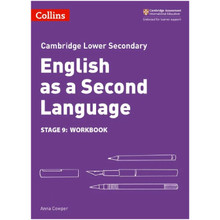 Collins Lower Secondary English 2nd Lang Stage 9 Workbook - ISBN 9780008215484