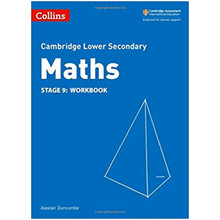 Collins Cambridge Lower Secondary Maths Stage 9 Workbook - ISBN 9780008213565