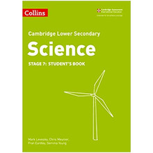 Collins Cambridge Lower Secondary Science Stage 7 Student's Book - ISBN 9780008254650