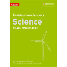 Collins Lower Secondary Science Stage 7 Teacher's Guide - ISBN 9780008254681