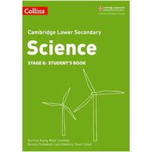 Collins Lower Secondary Science Stage 8 Student's Book - ISBN 9780008254667