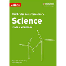 Collins International Lower Secondary Science Stage 8 Workbook - ISBN 9780008254728