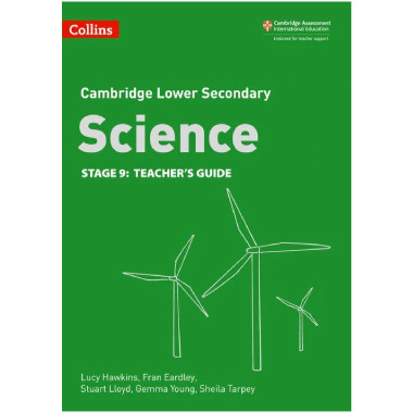 Collins Lower Secondary Science Stage 9 Teacher's Guide - ISBN 9780008254704