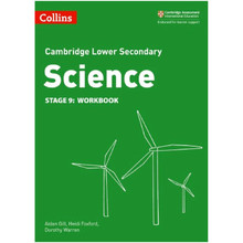 Collins Lower Secondary Science Stage 9 Workbook - ISBN 9780008254735