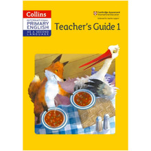 Collins International Primary English 2nd Language Stage 1 Teacher's Guide - ISBN 9780008213602