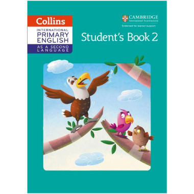 Collins International Primary English 2nd Language Stage 2 Student Book - ISBN 9780008213619