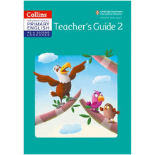 Collins International Primary English 2nd Language Stage 2 Teacher's Guide - ISBN 9780008213633