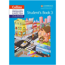 Collins International Primary English 2nd Language Stage Student Book 3 - ISBN 9780008213640