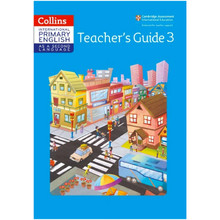 Collins International Primary English 2nd Language Stage Teacher's Guide 3 - ISBN 9780008213664