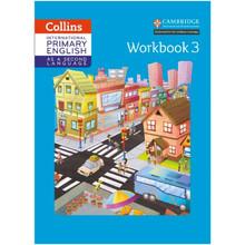 Collins International Primary English 2nd Language Stage Workbook 3 - ISBN 9780008213657