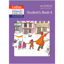 Collins International Primary English 2nd Language Stage Student Book 4 - ISBN 9780008213671