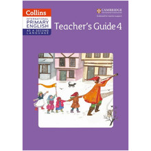 Collins International Primary English 2nd Language Stage Teacher's Guide 4 - ISBN 9780008213695