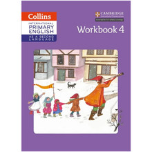 Collins International Primary English 2nd Language Stage Workbook 4 - ISBN 9780008213688