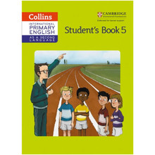 Collins International Primary English 2nd Language Stage Student Book 5 - ISBN 9780008213701