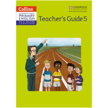 Collins International Primary English 2nd Language Stage Teacher's Guide 5 - ISBN 9780008213725