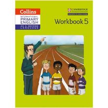 Collins International Primary English 2nd Language Stage Workbook 5 - ISBN 9780008213718